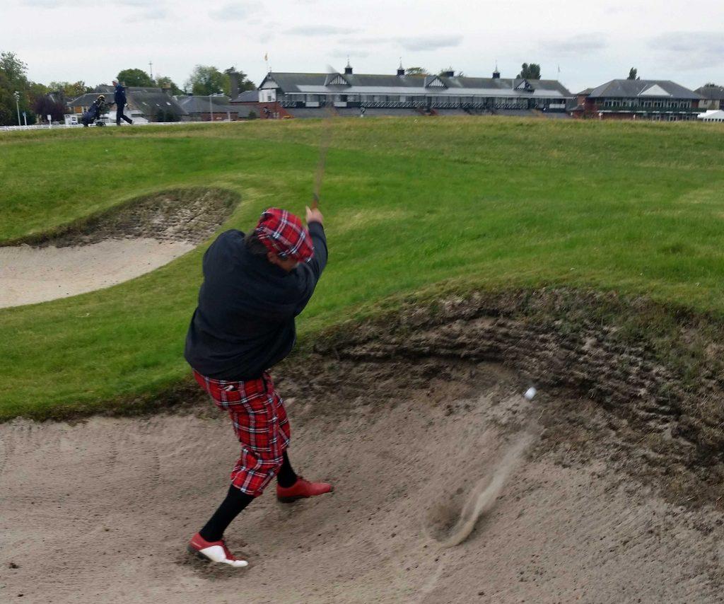 Musselburgh Golf Club Bunker