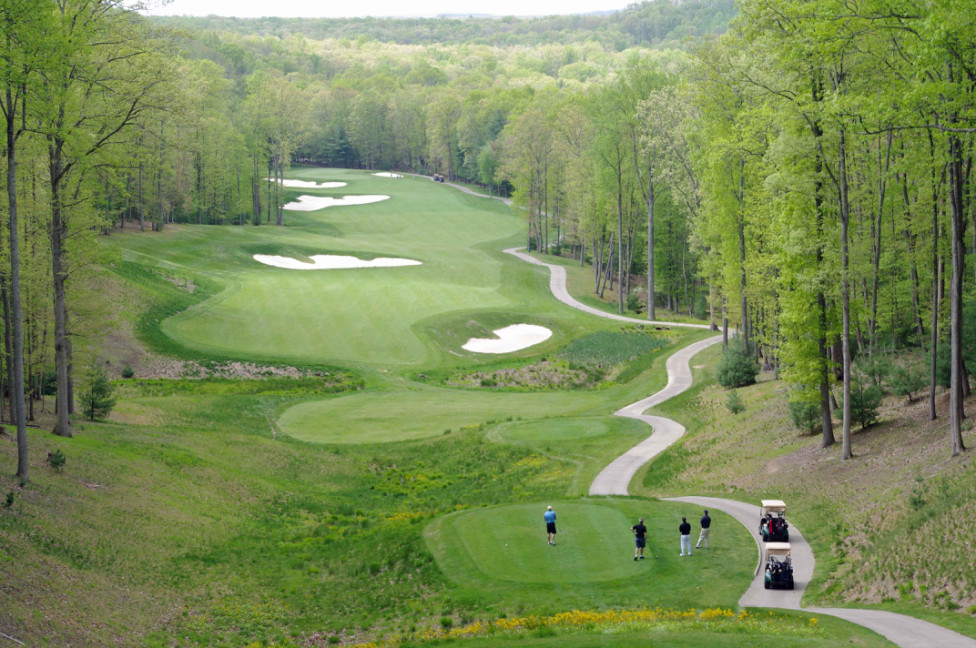 Stonehaven Golf Course at Glade Springs