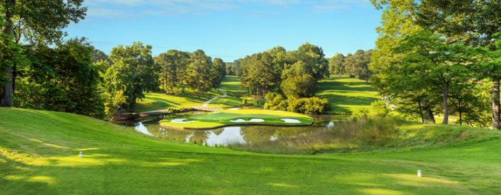 Golden Horseshoe Golf Course – Williamburg Virginia