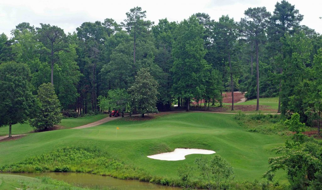 Robert Trent Jones Golf Trail - Grand National Short Course