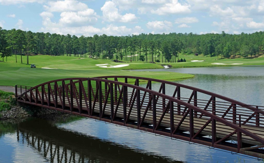 Robert Trent Jones Golf Trail - Ross Bridge 18th Hole