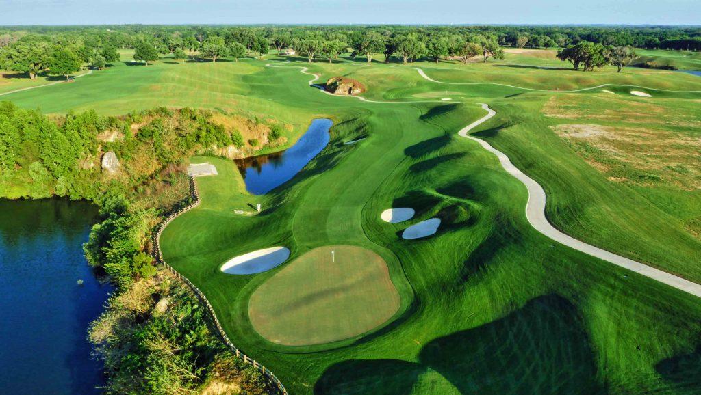 Adena Golf Club 7th Hole