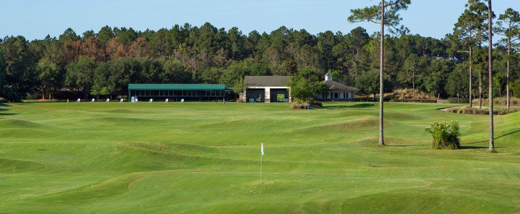 PGA TOUR Golf Academy Range