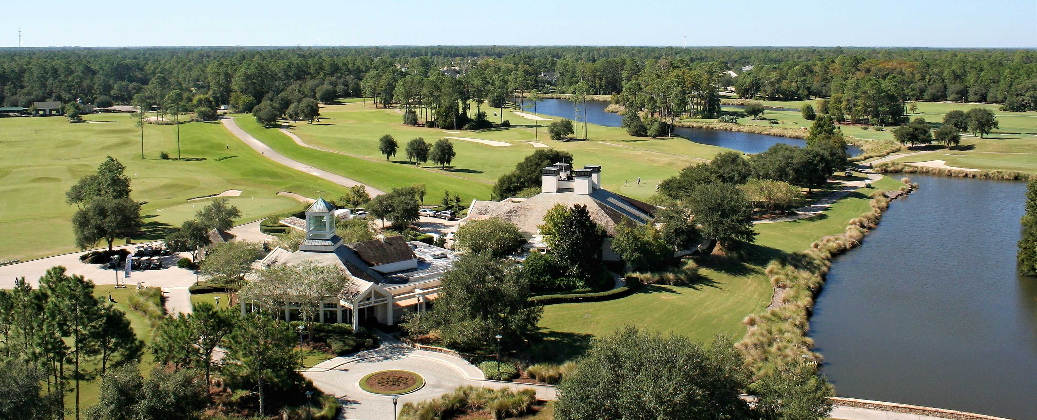Renaissance World Golf Village Hotel view