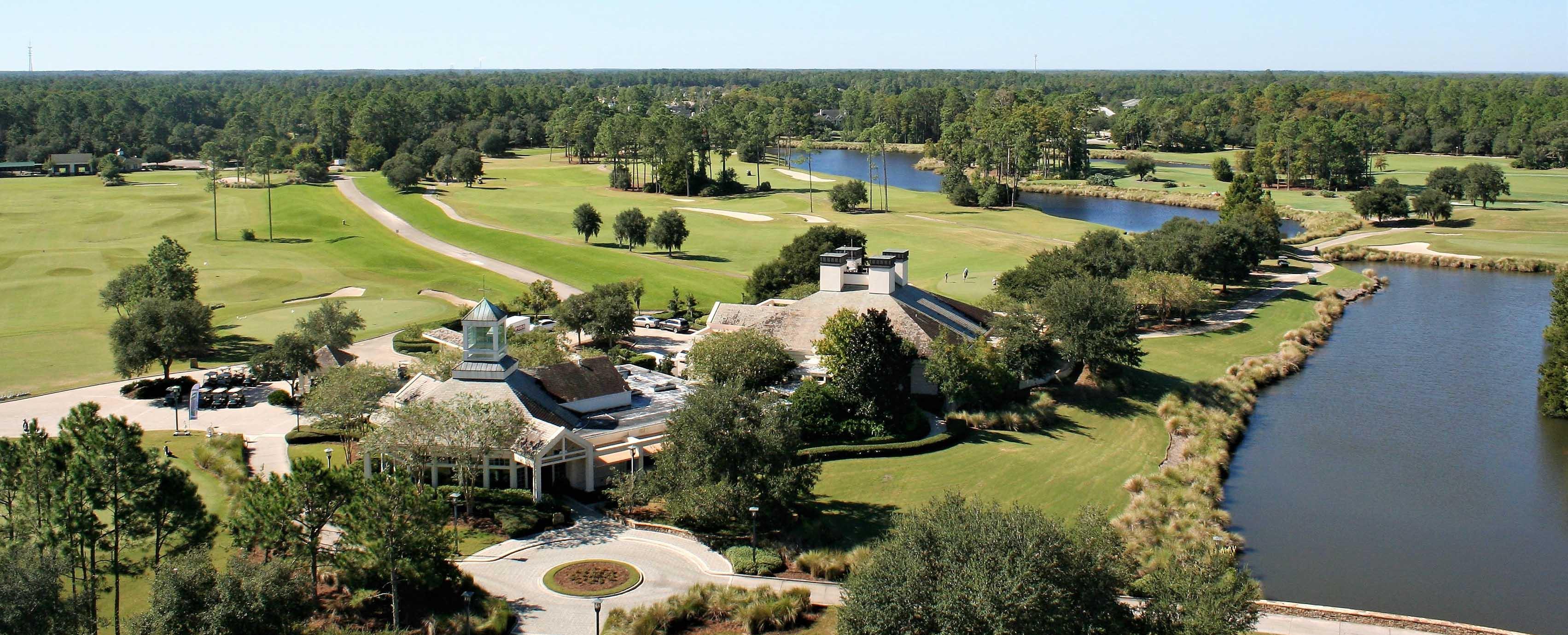 Renaissance World Golf Village Hotel view