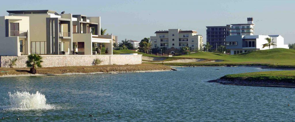 Mazatlán - 16th hole at Marina Mazatlán