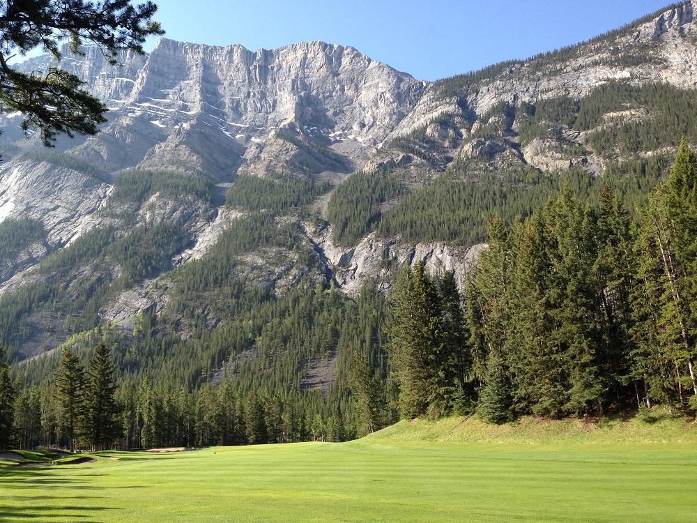 Fairmont Banff Spring Golf Course