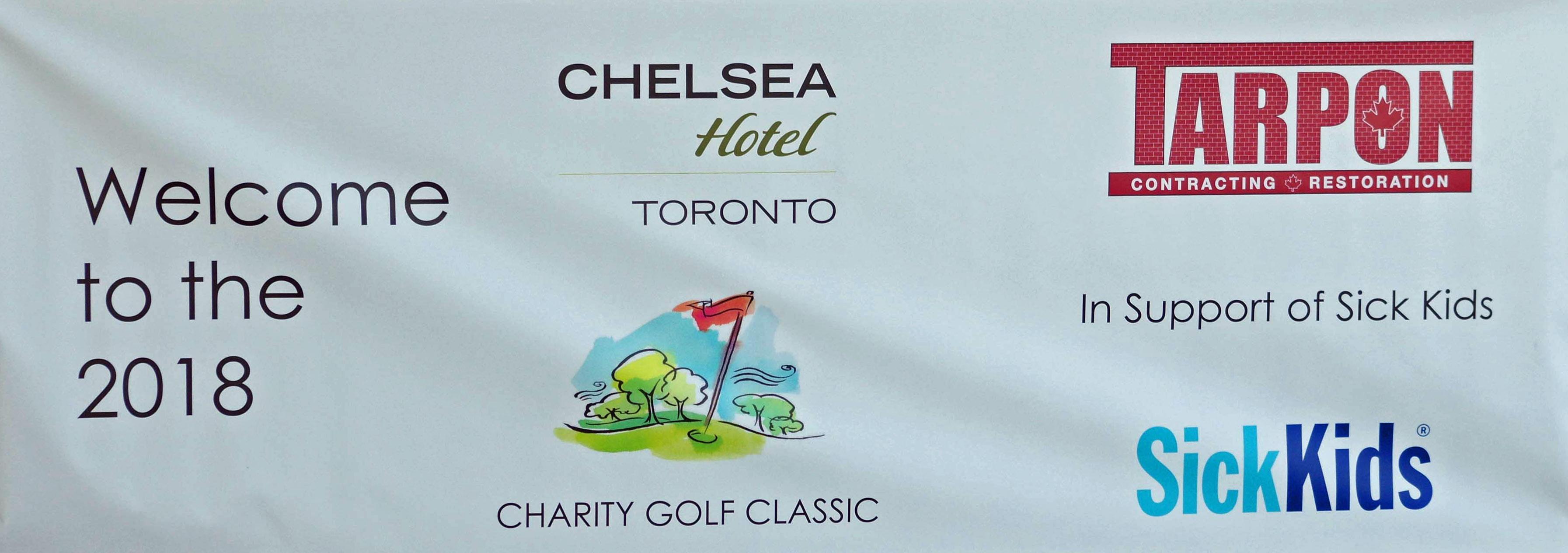 Chelsea Charity Golf Classic