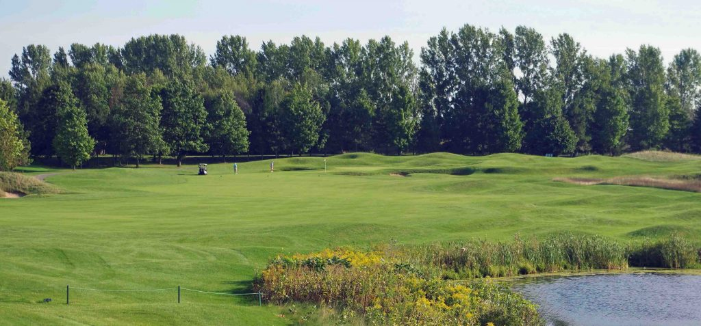 Grand Traverse Resort and Spa Bear Course Hole 1