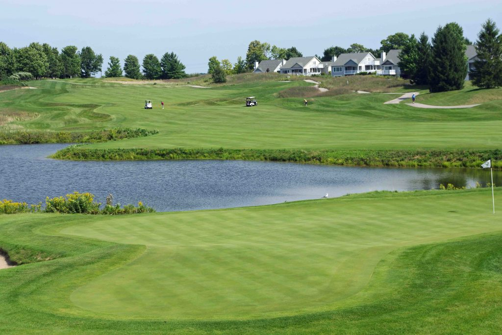 Grand Traverse Resort and Spa 'The Bear' Course