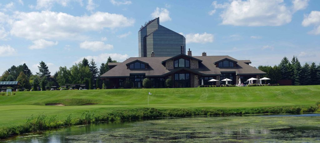 Grand Traverse Resort and Spa Clubhouse and Hotel