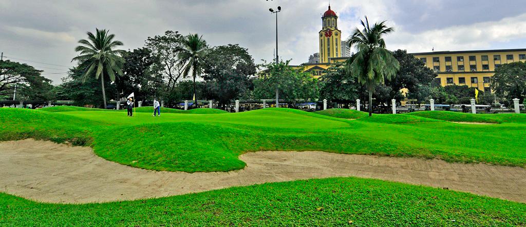 Philippine Golf - Club Intramuros Golf Course